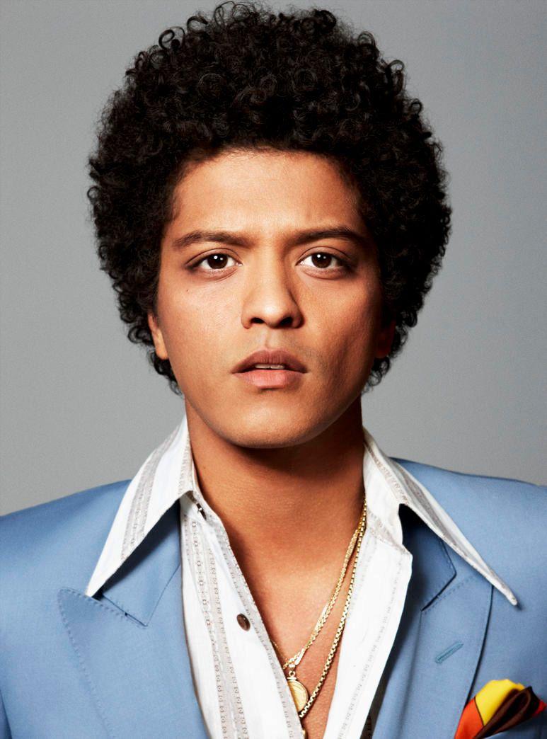 Famosos Que Nacieron En Octubre Famosos Bruno Mars Arte De Anatomía