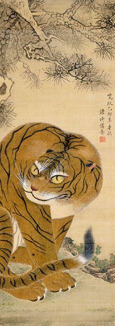 駒井源琦 Komai GENKI, 1747–179...