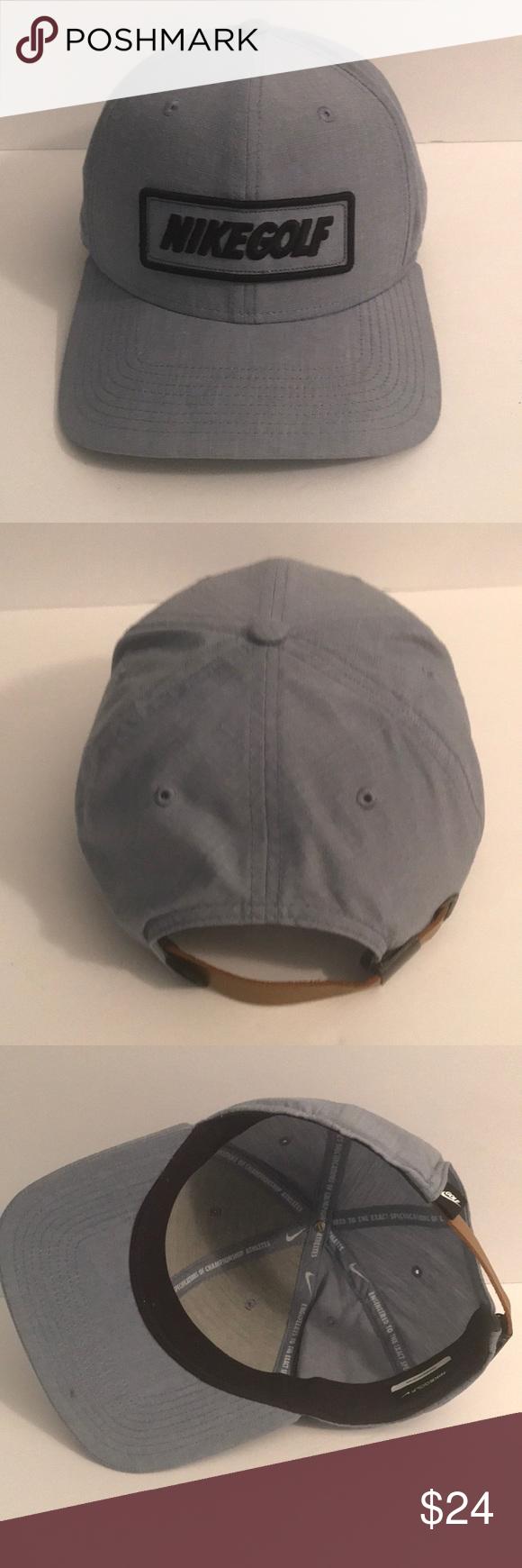 Nike Golf Classic Retro Baseball Hat Nwot Nike Golf Nike Golf Hat Baseball Hats
