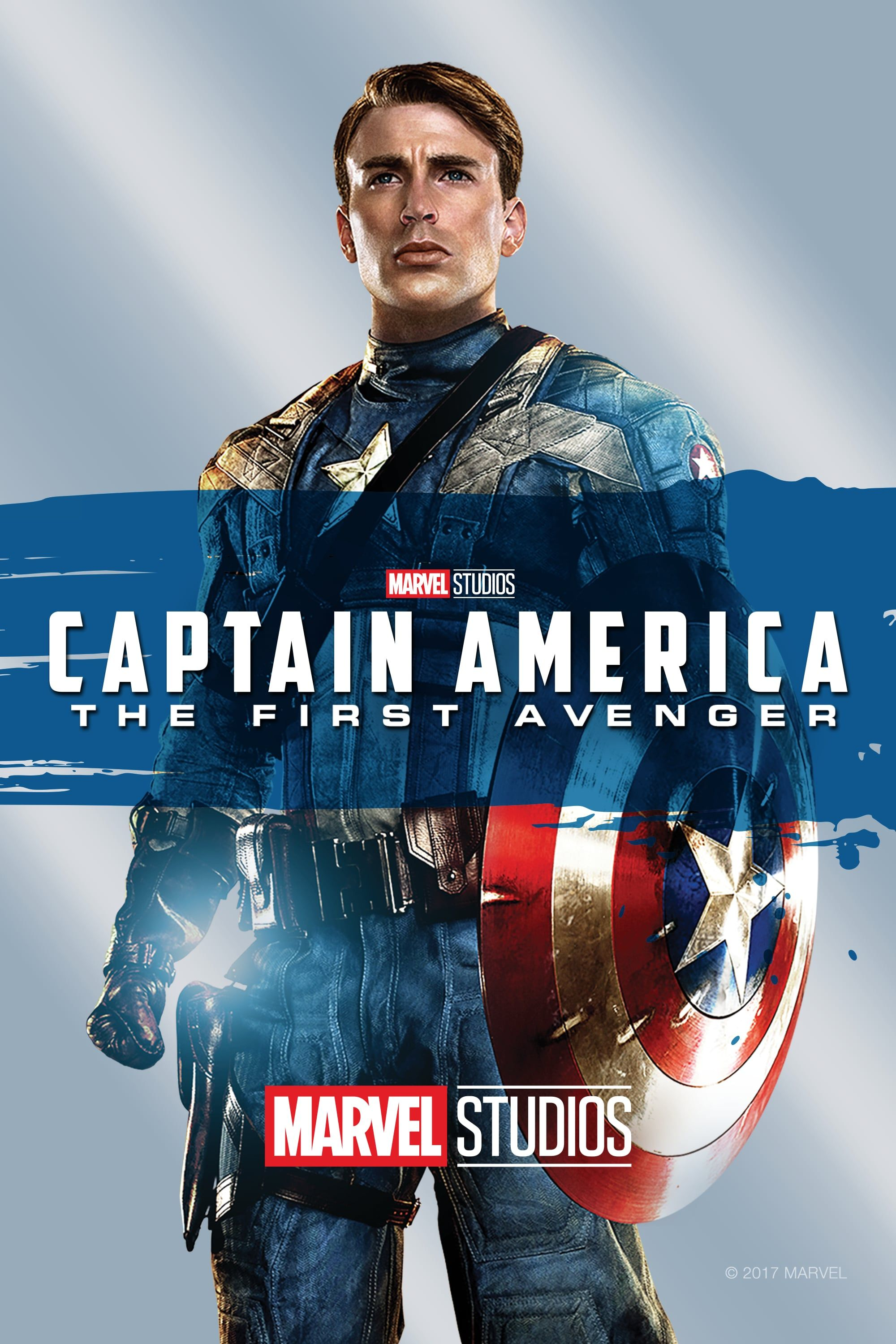 Captain America The First Avenger 2011 Captain America Movie Captain America Poster Captain America