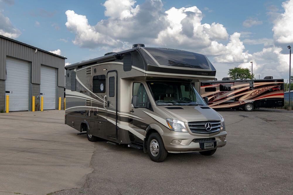 2019 Dynamax Corporation Isata 3 24cbm Camper Diesel Automobiles