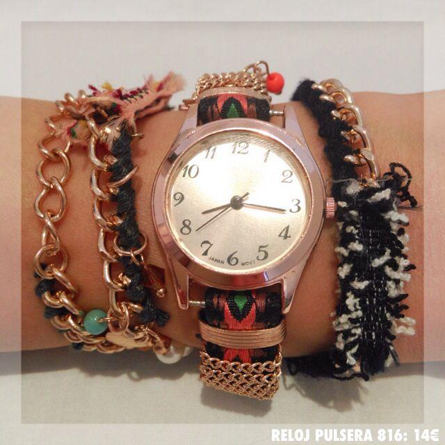 Reloj Pulsera 816