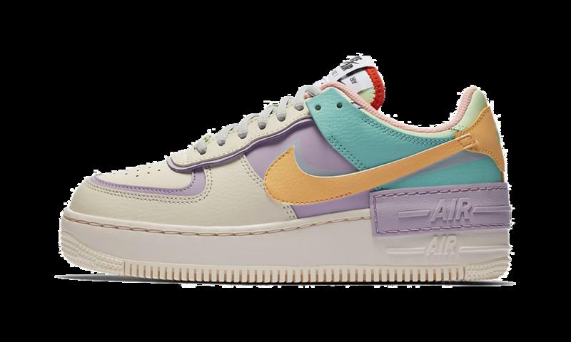 Air Force 1 Shadow Ivoire Pale | Nike shoes air force, Nike air ...