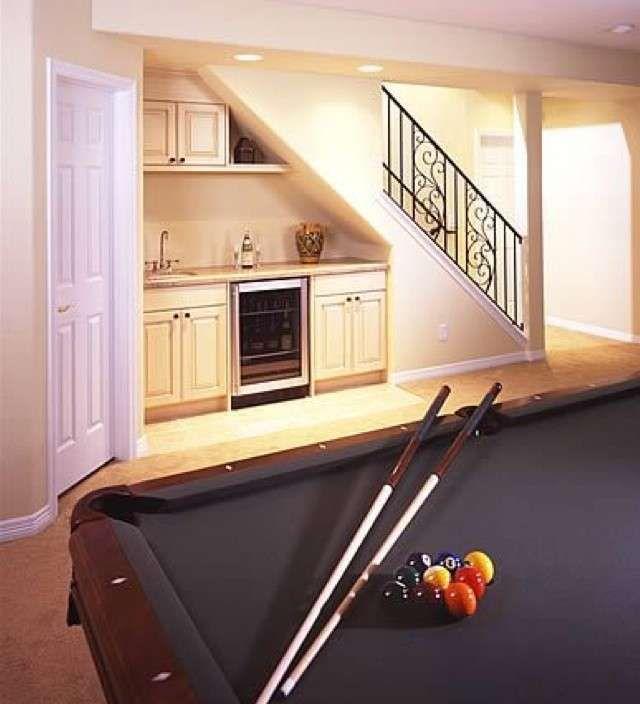 Arredare Il Sottoscala Basement Stairs Basement Kitchenette Basement Floor Plans