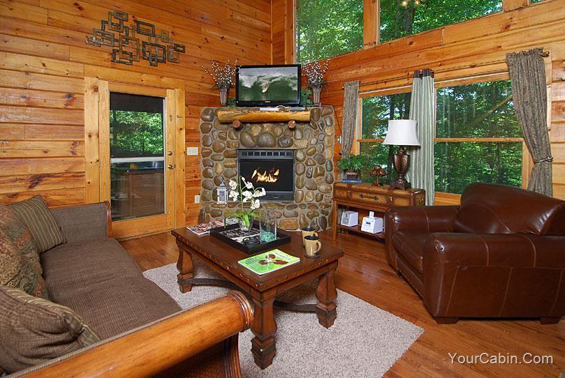 An Elegant Escape 1 Bedroom Cabin Rental Gatlinburg Cabins Cheap Cabins Gatlinburg Cabin Rentals