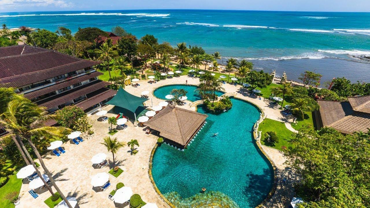 Top 10 Beachfront Hotels Resorts In Kuta Beach Bali Indonesia