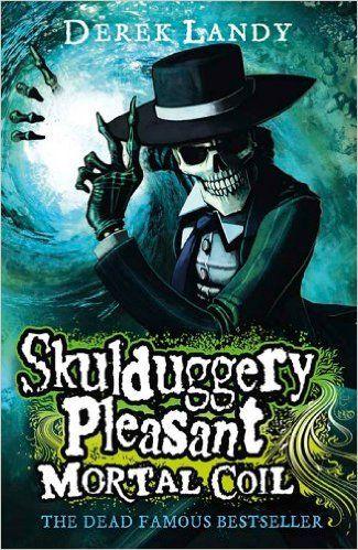 Mortal Coil Skulduggery Pleasant Book 5 Skulduggery Pleasant