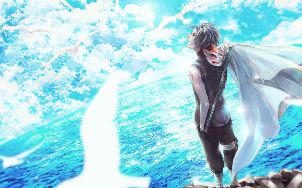Cool Itachi Wallpapers Anime Background Sharingan Art Why Is So Gambar Di Lautan Biru