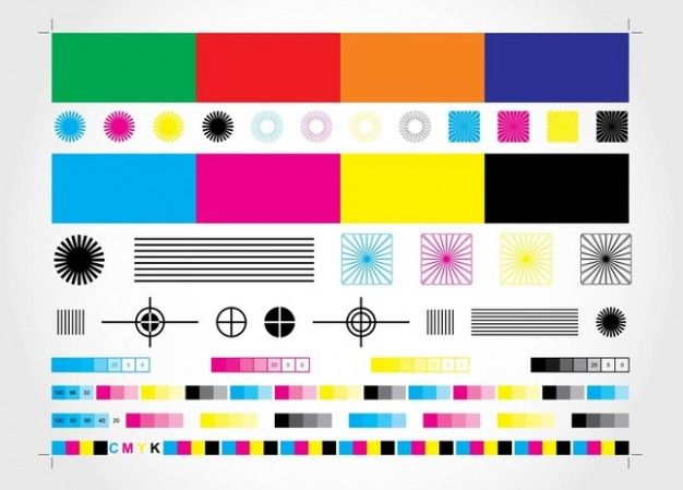 Cmyk Elements Vectors, Photos and PSD files Free Download What - cmyk color chart