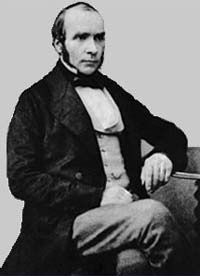Dr. John Snow, a Victorian doctor who arguably saved thousands of lives in the mid-nineteenth century by proving cholera was transmitted by water.
