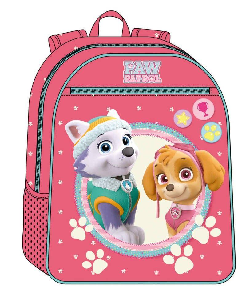e37582f0c ... Paw Patrol, de Maletas Tony. Mochila Girl patrulla canina de 28 cm  adaptable a carro una mochila infantil ideal para las