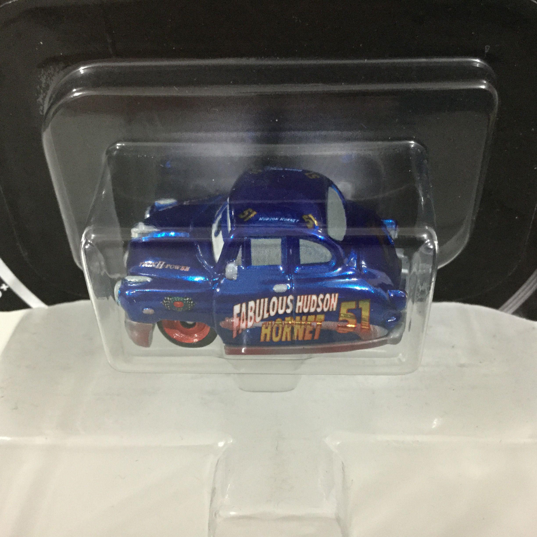 Cars 3 toys racers  Disney Cars  Mini Racers  Fabuloso Hudson Hornet Metálico