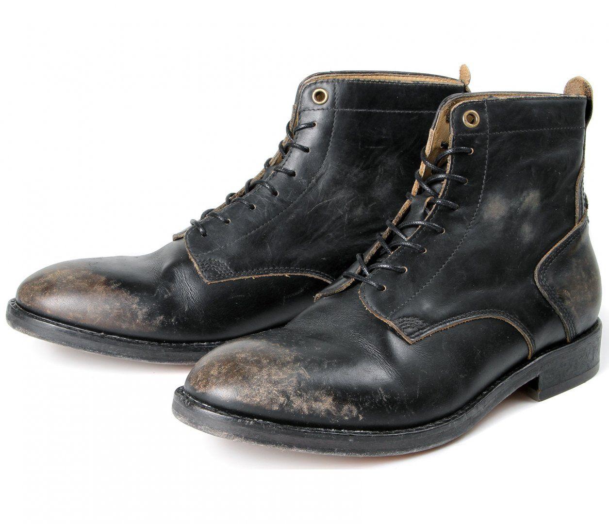 7a20e009968 McKendrick Black Boot