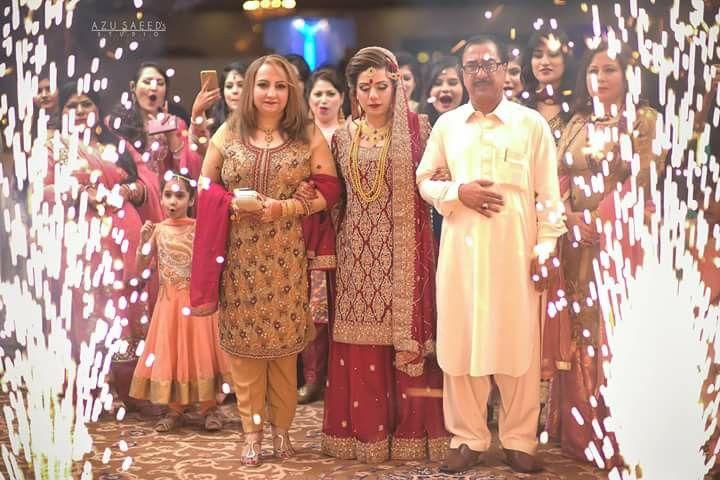 Pin By H I On Barat Brides Pakistani Bridal Bridesmaid Dresses Wedding Dresses