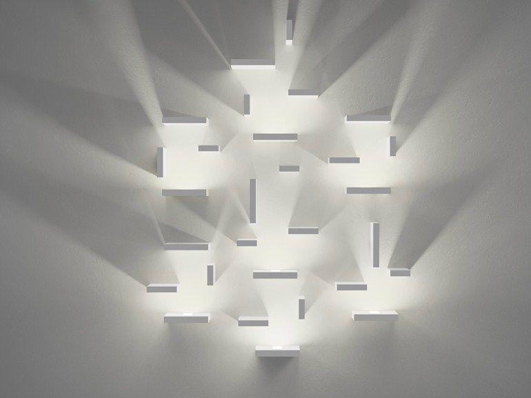 wandleuchte set by vibia design josep llu s xucl details pinterest beleuchtung. Black Bedroom Furniture Sets. Home Design Ideas