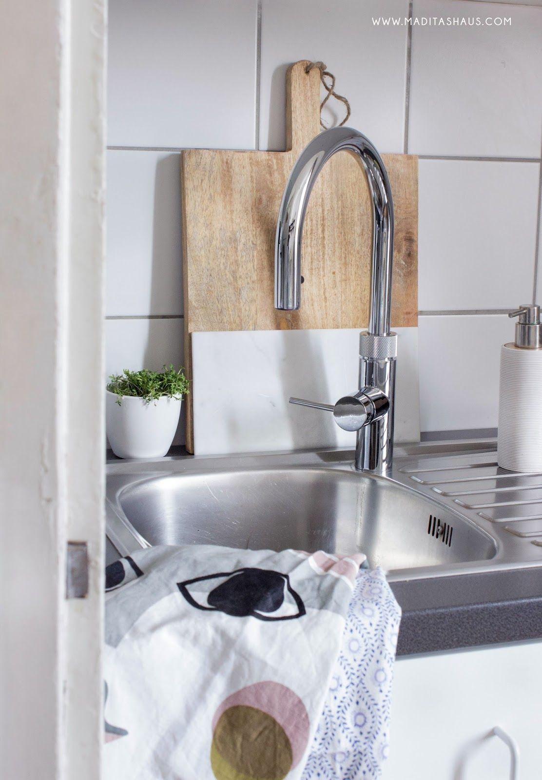 Wasserhahn Kuche Kochendes Wasser Kuchenstudio Anderka Quooker