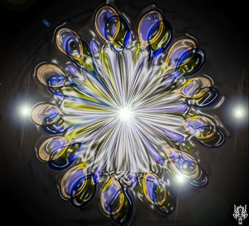 Fleur de bulles