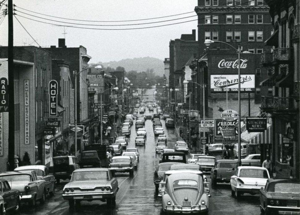 Morgantown West Virginia 1960s Hemmings Daily Morgantown West Virginia West Virginia History Morgantown Wv