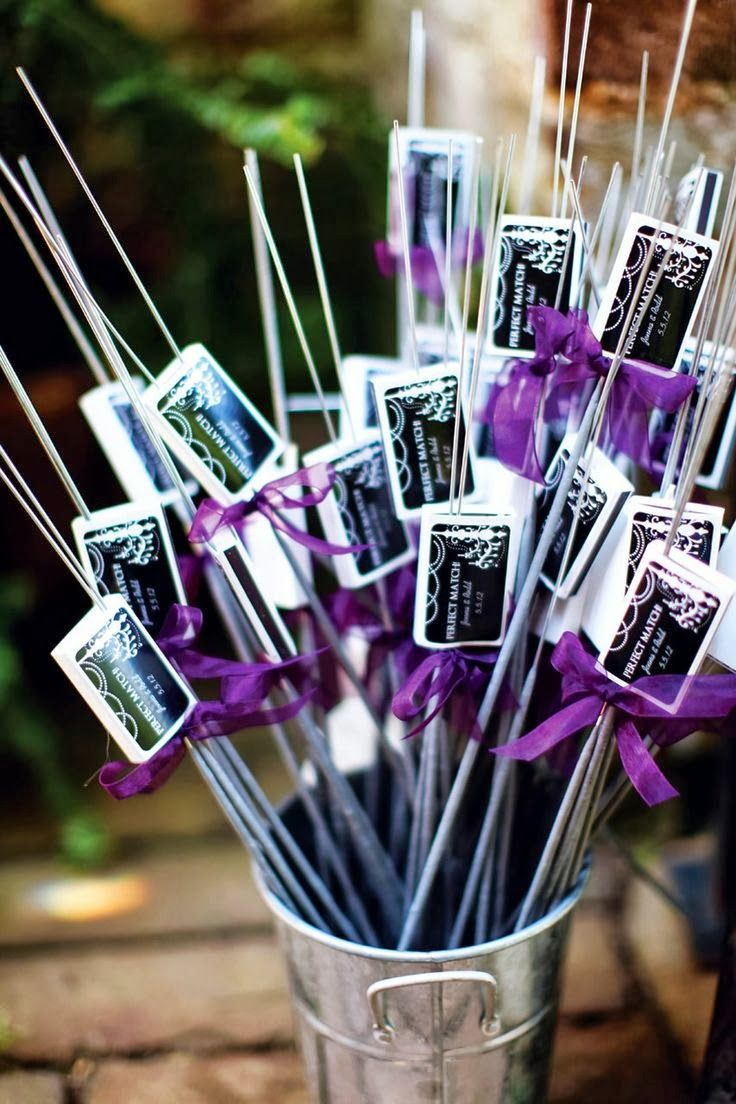 Spectacular Bright Design For Wedding Sparklers This Design Is