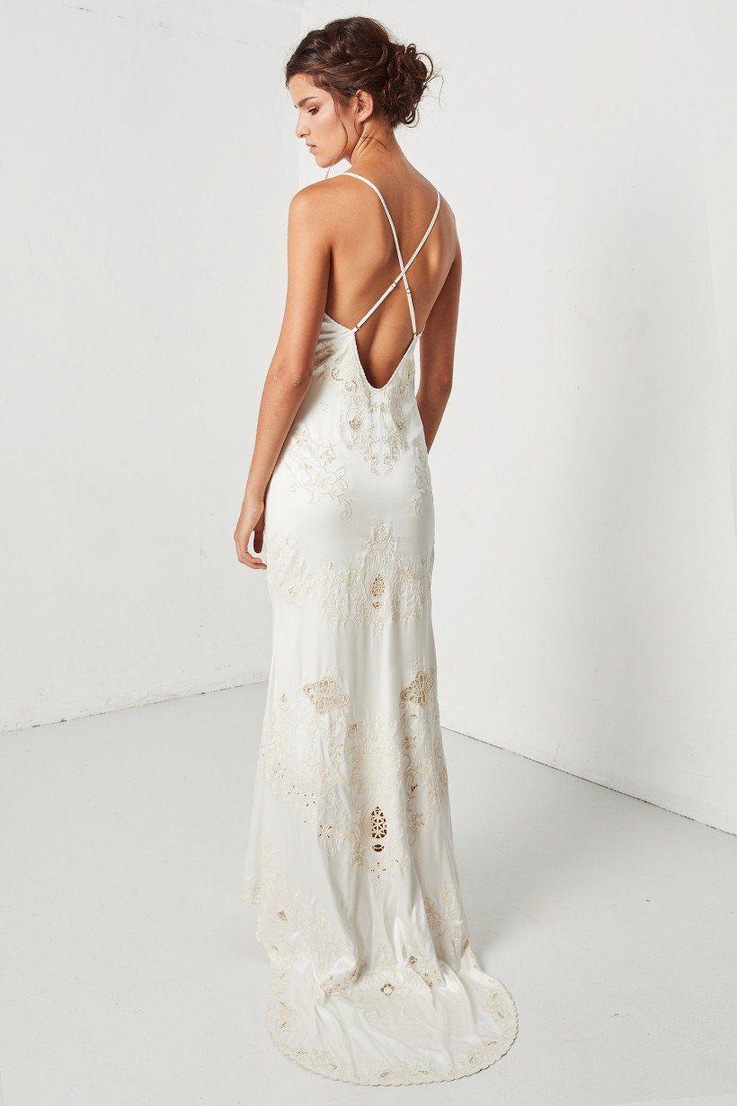 Odette Silk Slip Gown   Gorgeous Gowns   Pinterest   Spell designs ...