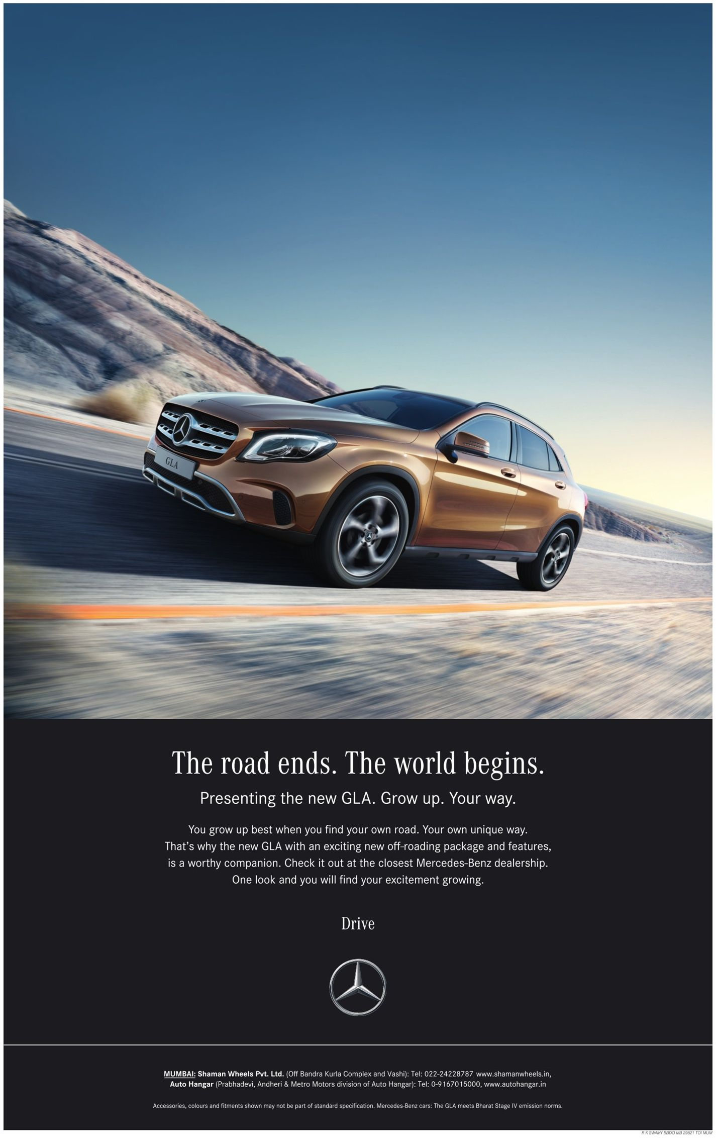 Mercedes Benz Car Ad Times Of India Mumbai Check Out More Car Advertisement Collection At Https Www Advertgaller Mercedes Benz Cars Benz Car Car Advertising