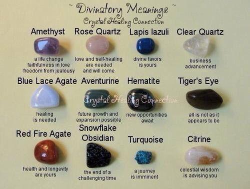 Piedras energeticas donde comprar