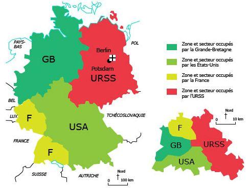 Cours De Histoire Geographie 3e Etude De Cas L Allemagne Et Berlin Maxicours Com Etude De Cas Allemagne Geographie