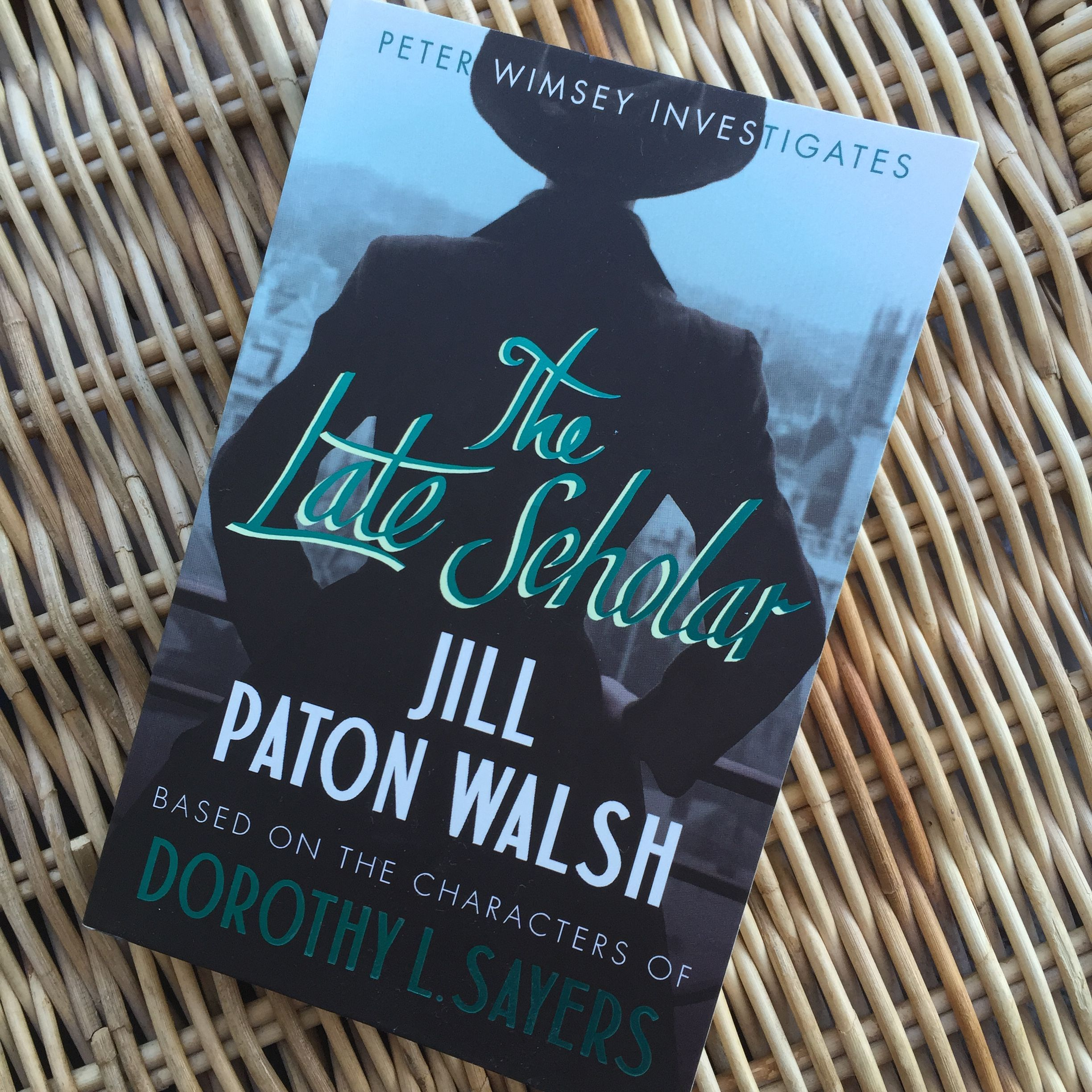Review: The Late Scholar by Jill Paton Walsh. www.vanessarobertson.co.uk