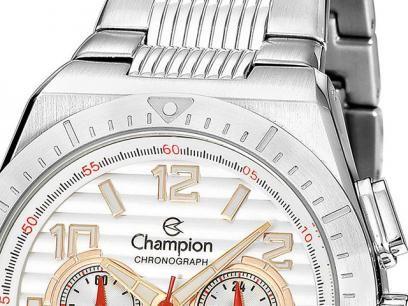 1c3dfac0447 Relógio Masculino Champion CA 30749 Z - Analógico Resistente à Água com  Cronógrafo com as melhores condições você encontra no Magazine  Edinaldosilva.