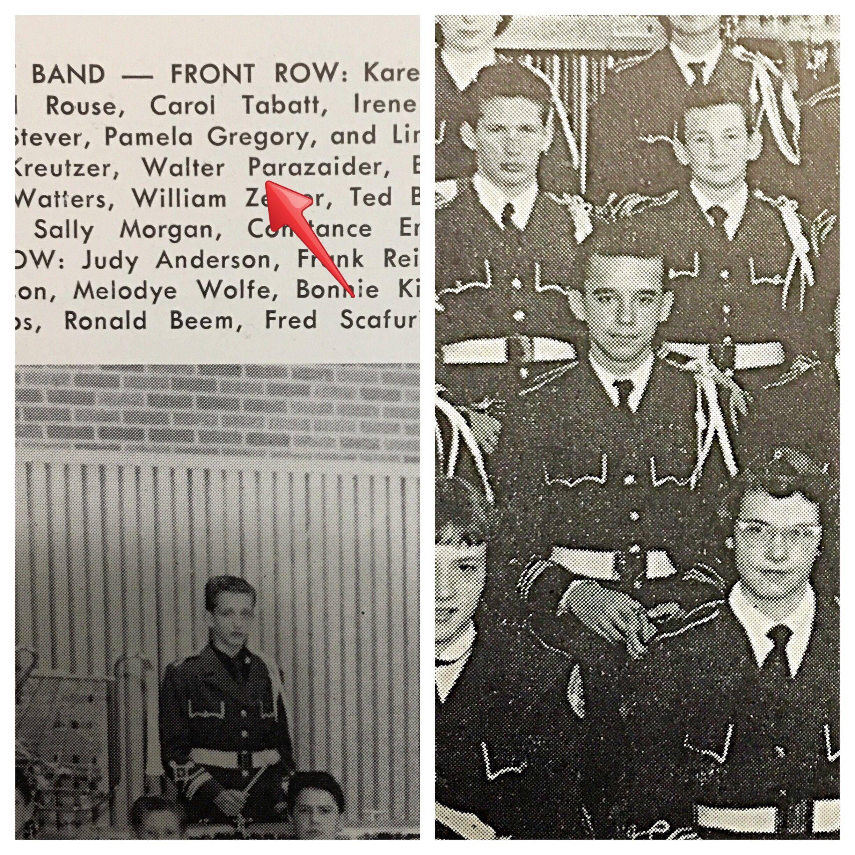 Walter Parazaider Proviso West High School CHICAGO the Band