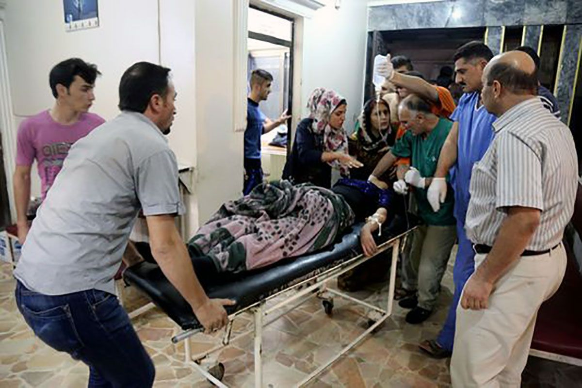 Isis, nuovo attentato. Almeno 31 morti