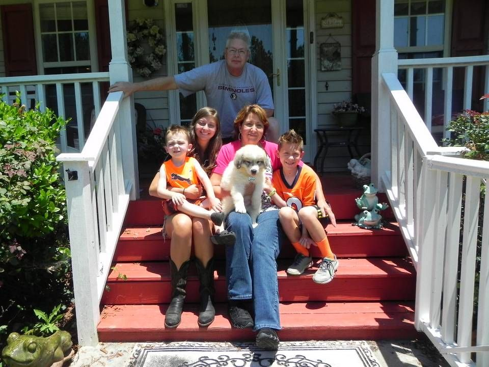 Happy Owners Rehoboth Farms Of North Carolina Llc Home Of The