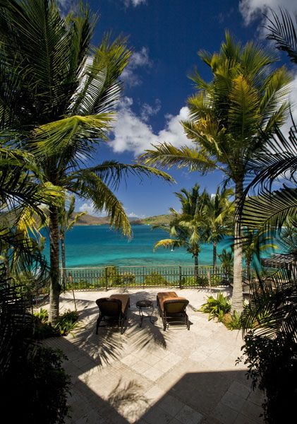 Presidio del mar presidio del mar sits on its own promontory on st johns spectacular north shore where the sky meets the caribbean sea