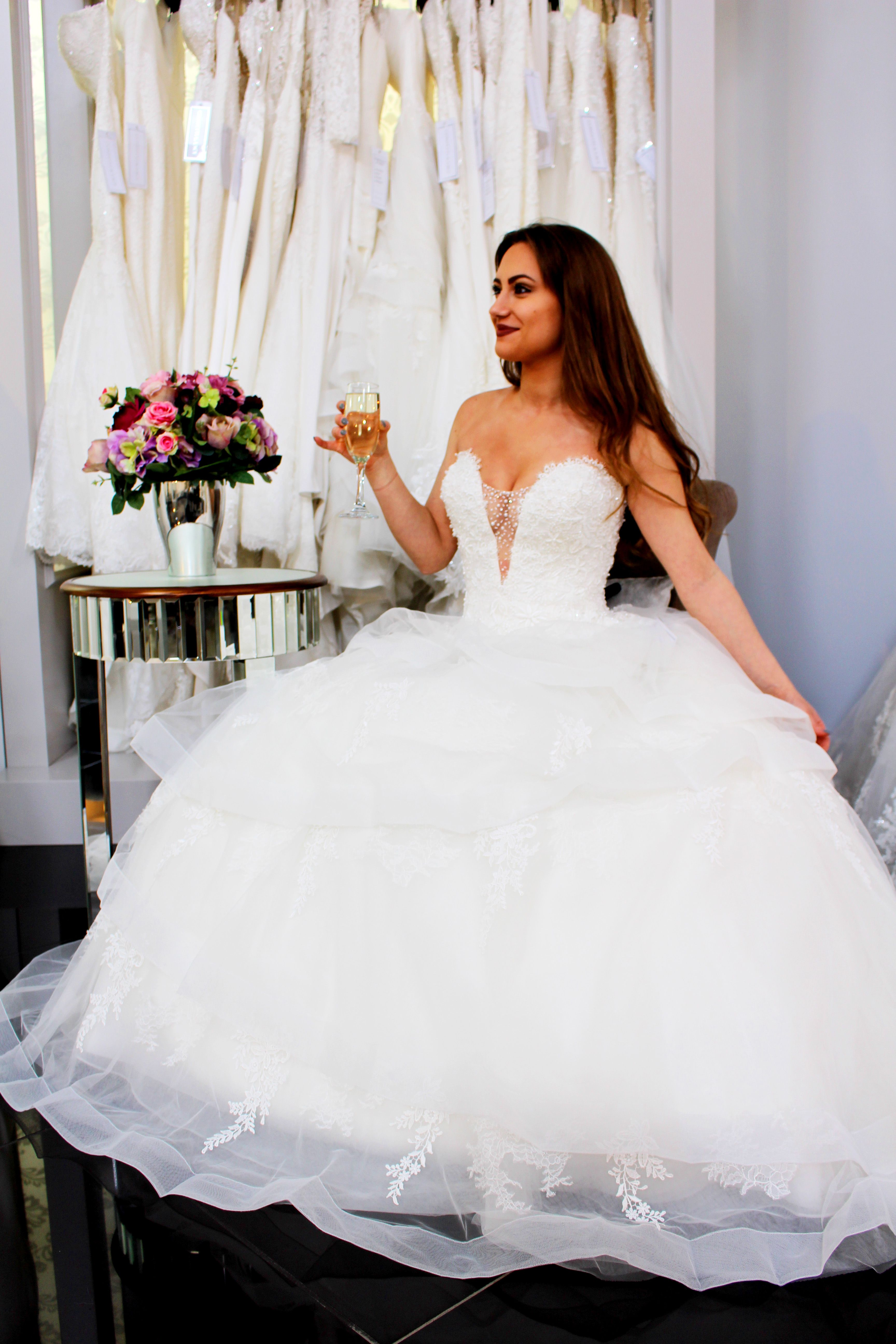 Rina from say yes to the dress uk in dando london wedding dress rina from say yes to the dress uk in dando london wedding dress borough ombrellifo Gallery