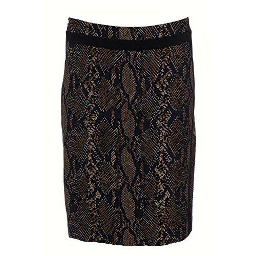 DIANE VON FURSTENBERG Diane Von Furstenberg Women'S Paulina Python Pencil Skirt. #dianevonfurstenberg #cloth #