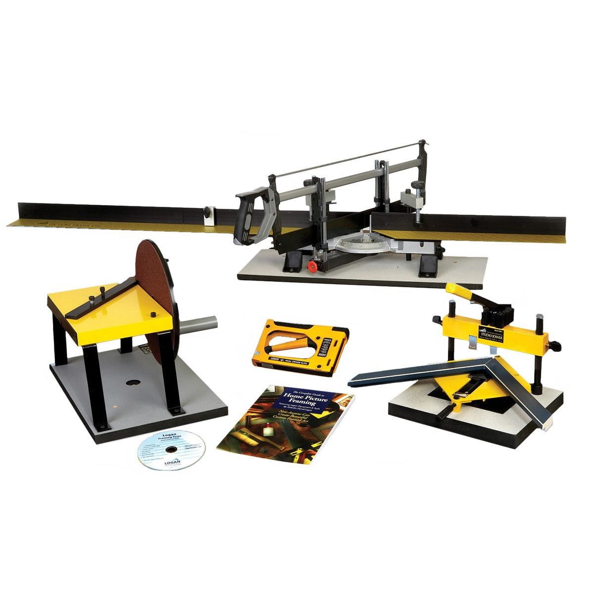 FRAME SHOP IN A BOX ELITE LOGAN GRAPHICS PRODUCTS | Art Room ...