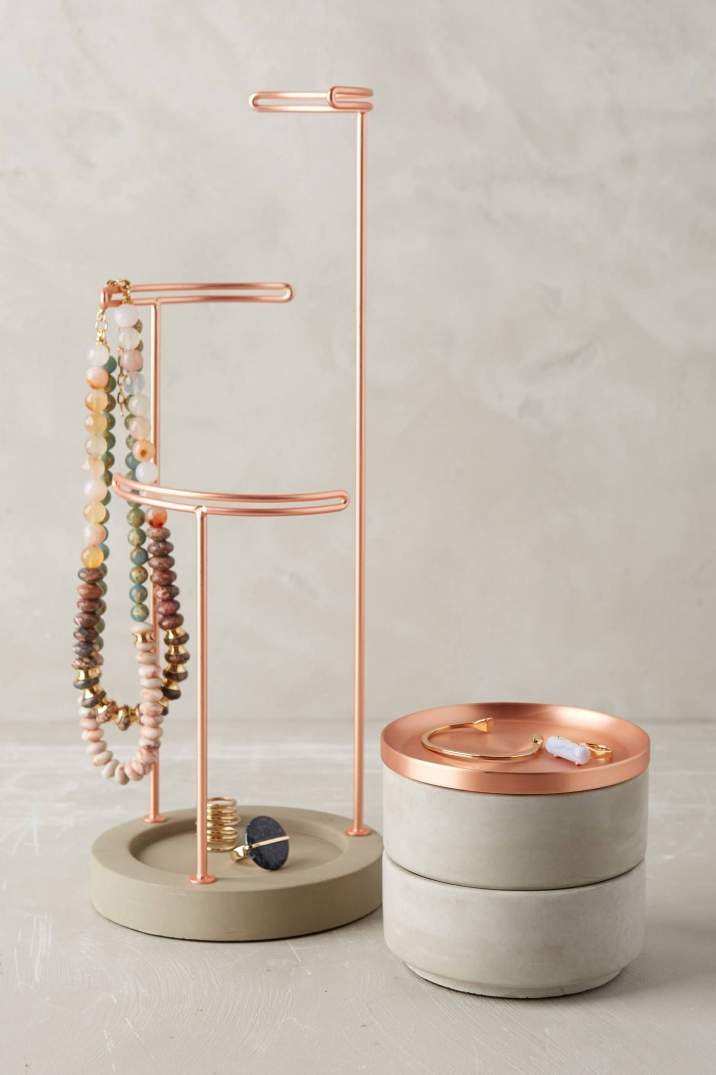 Shop The Tesora Jewelry Storage Collection And More Anthropologie At