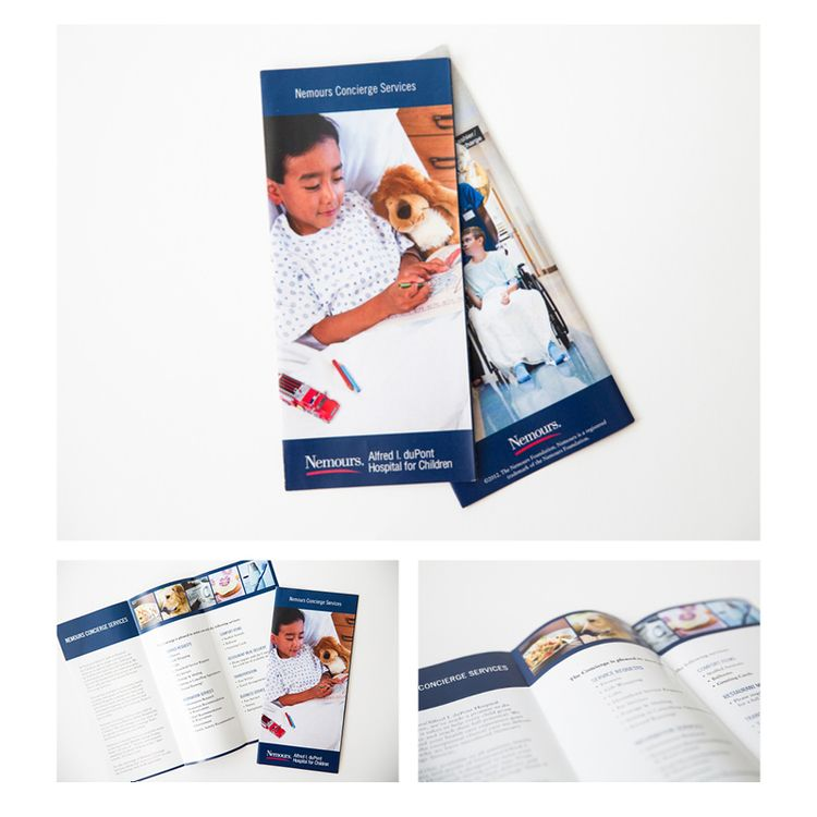 Concierge Services Brochure For  Brochures