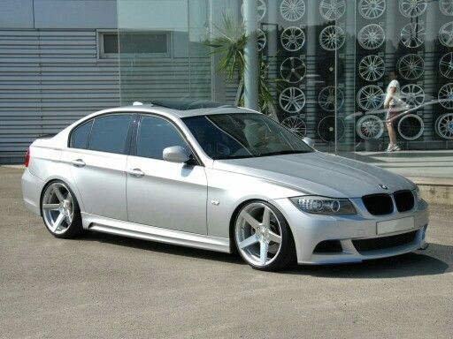 Bmw E90 3 Series Silver With Images Bmw Bmw Series Bmw Cars