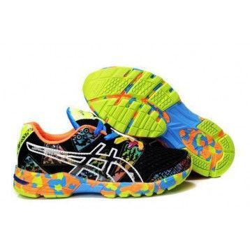 Gel Chaussures Noir Asics Hommes Noosa toutes tailles vente d'usine best-seller rabais vfy21i