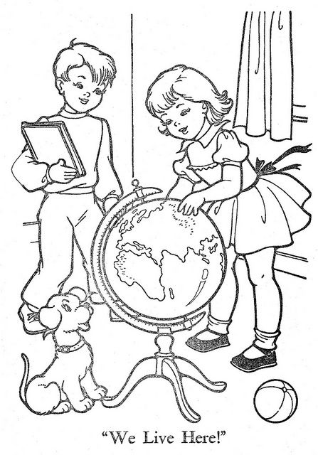 Lots To Color Page 13 Flickr Photo Sharing Vintage Coloring Books Coloring Books Coloring Pages