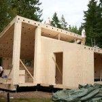 Casas Em Compensados Navais Gostou Do Modelo Construa Uma Igual Nos Temos O Compensado E A Madeira Qu Construcao De Casas Projetos De Casas Casa Na Floresta