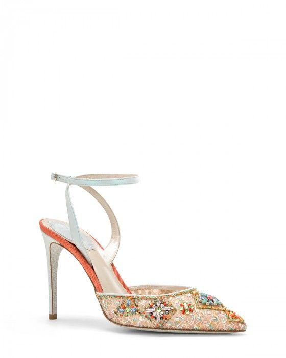 Lizard Skin sandals Spring/summer Rene Caovilla 2h4Qe7