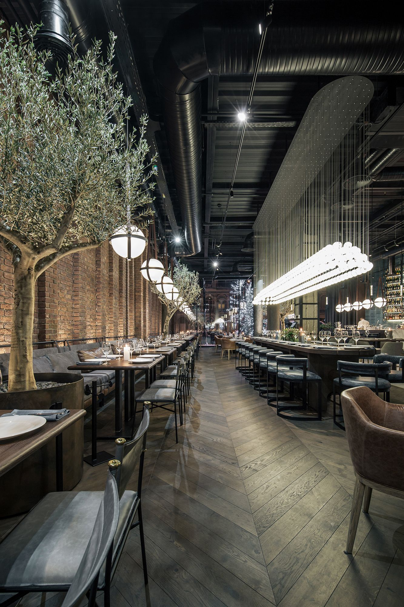 The Most Inspiring Vintage Home Design Projects Following The Latest Trends Vintage Indu Bar Design Restaurant Restaurant Design Restaurant Interior Design