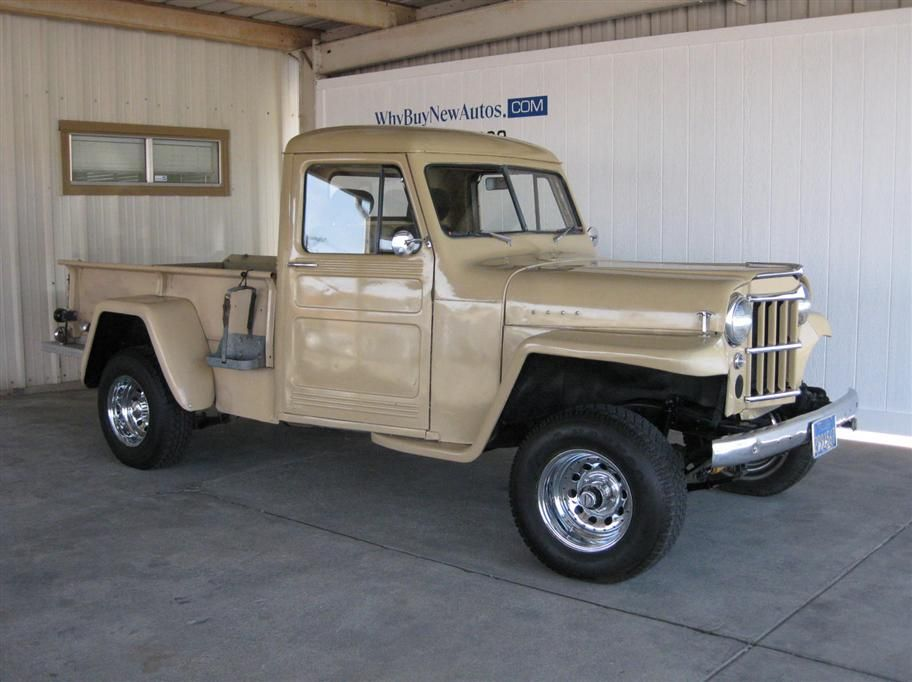 willys pickups | Willys Pickup / 4 - Used and New Cars For Sale ...