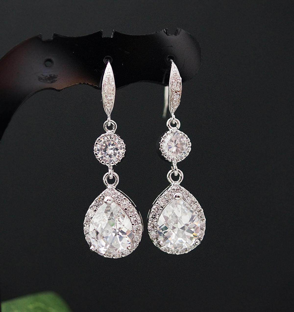 Best 25+ Bridesmaid Earrings Ideas On Pinterest