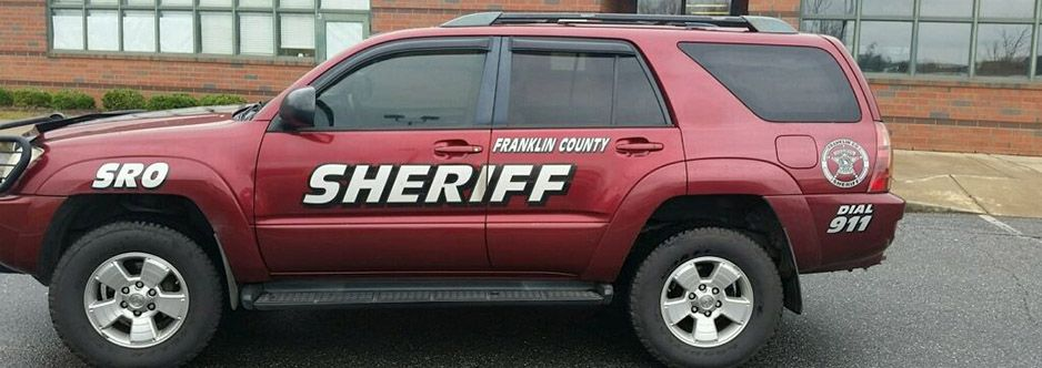 Franklin County Sheriff's Office - Carnesville, GA #georgia