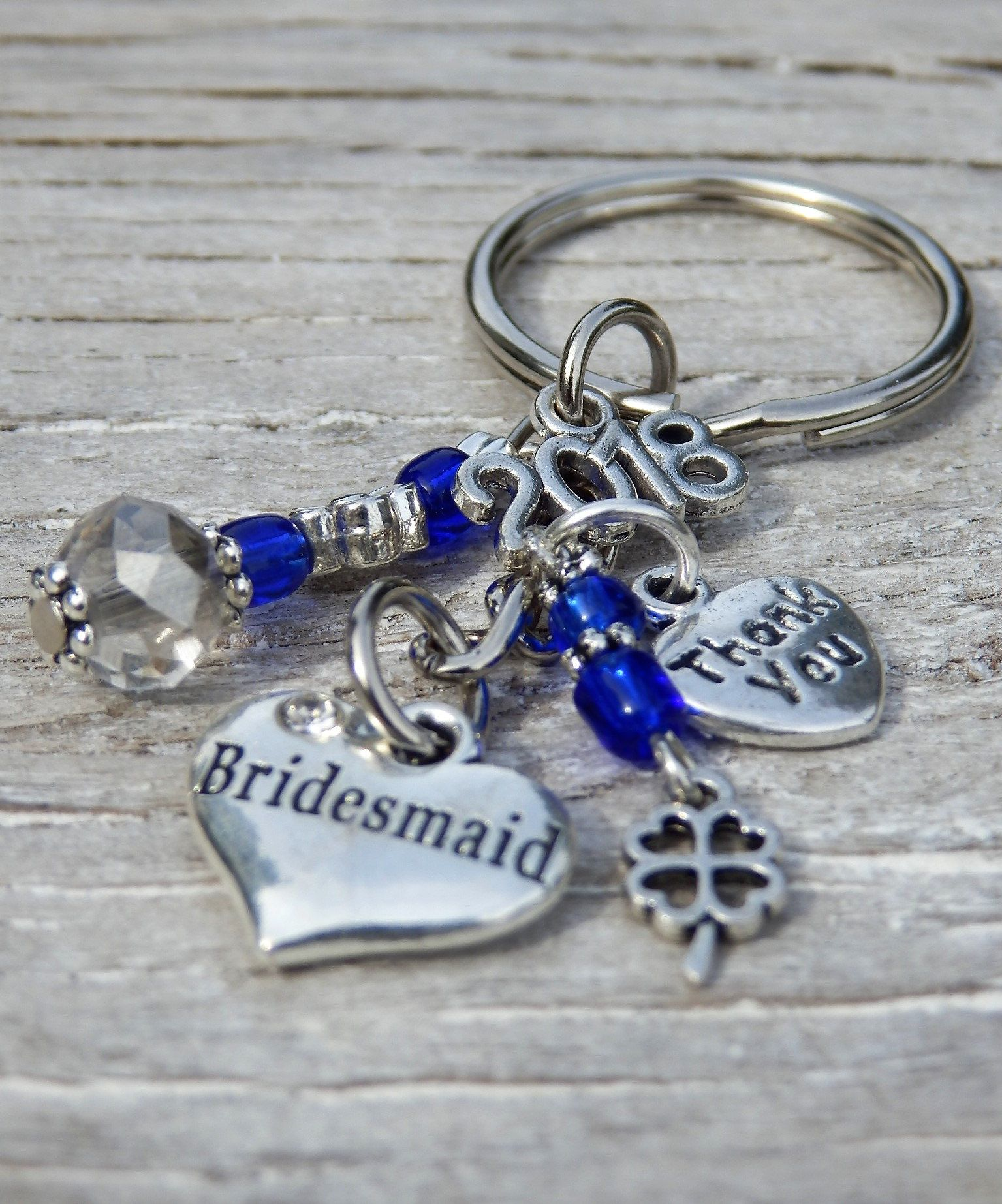 Wedding Thank You Gifts For Bridesmaids Ideas