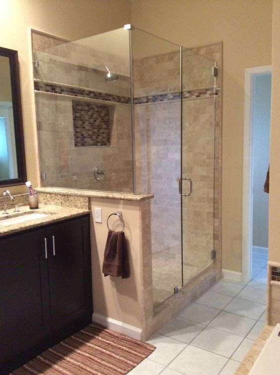 Pin By Sunrise Kitchen And Bath On Bathroom Small Bathroom Remodel Shower Remodel Bathroom Design Small