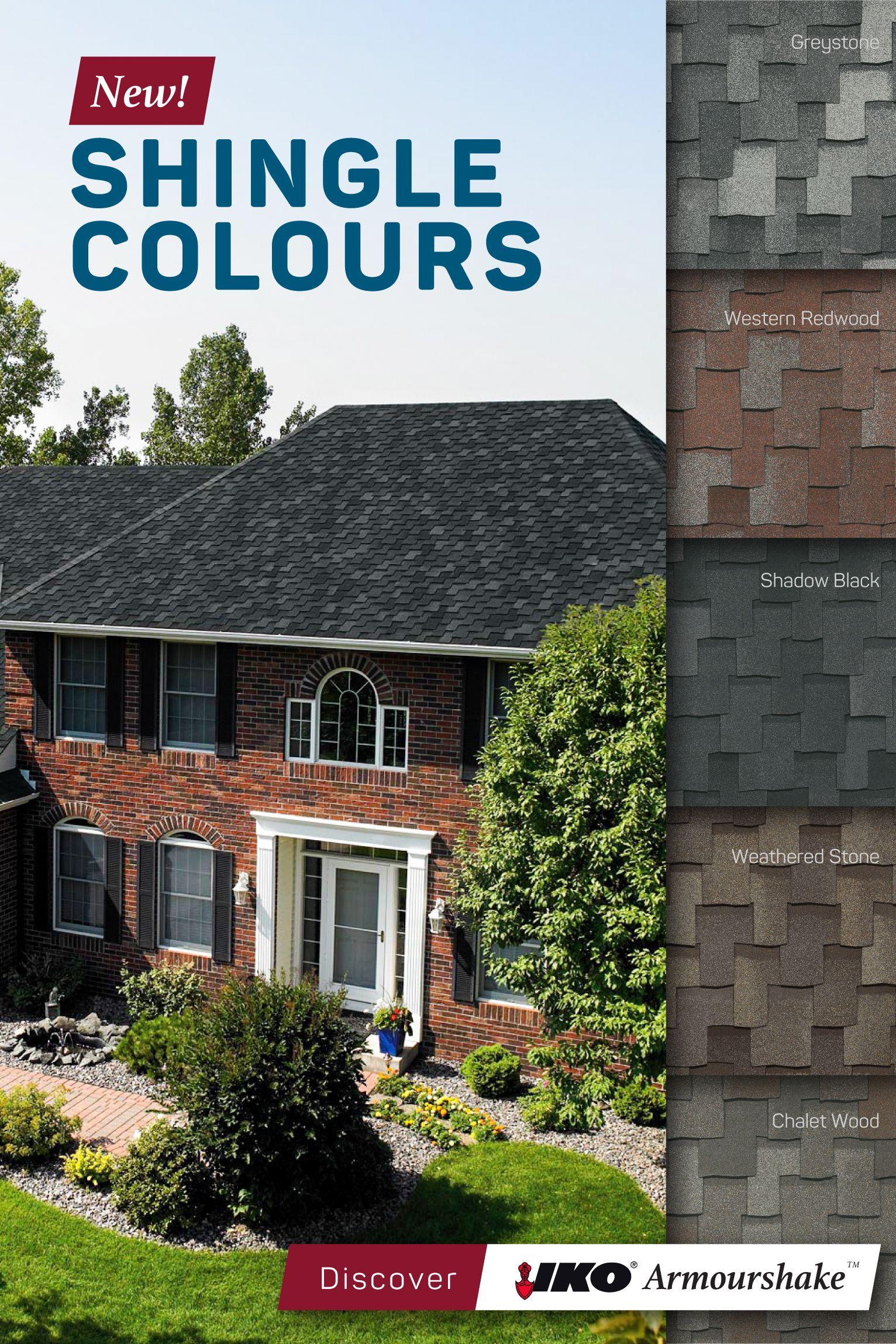 Best Armourshake Premium Roof Shingles Asphalt Dimensional 640 x 480